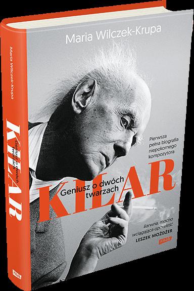 Okładka książki Killar. Geniusz o dwóch twarzach