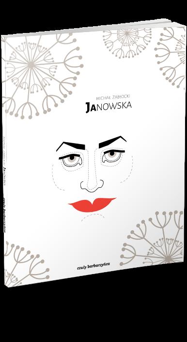 Okładka książki Janowska