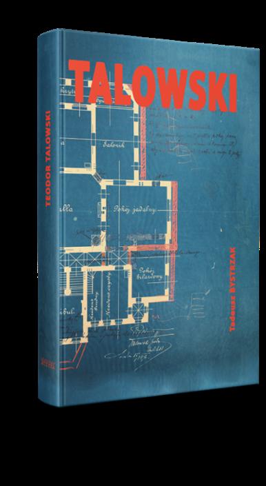 Okładka książki Talowski