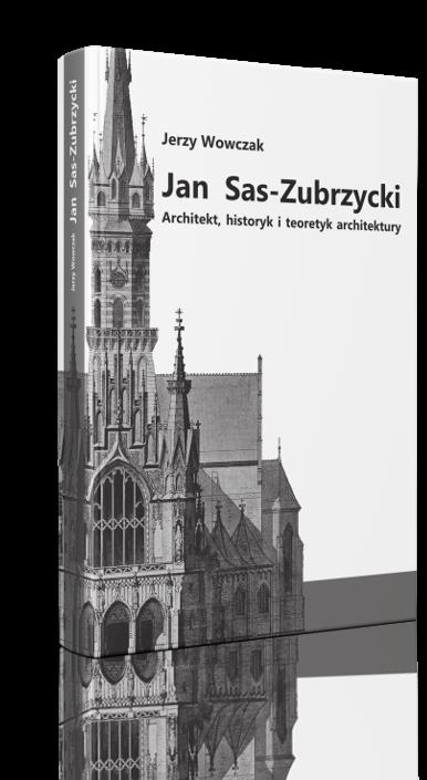 Okładka książki Jan Sas-Zubrzycki