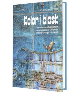 Okładka książki Kolor i blask