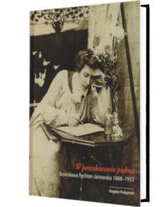 Okładka książki W poszukiwaniu piękna