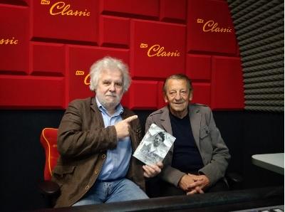 Stanisław Radwan i Jerzy Ilgg