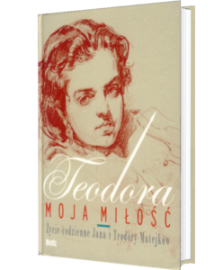 Okładka książki Teodora, moja miłość