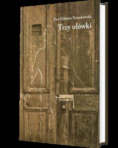 Okładka książki Trzy ołówki
