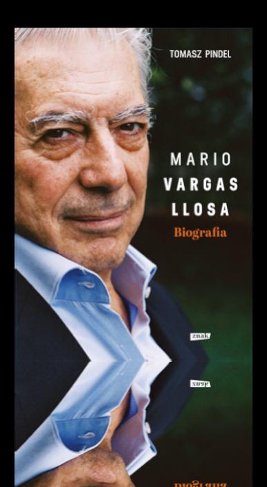 Okładka książki Mario Vargas Llosa. Biografia