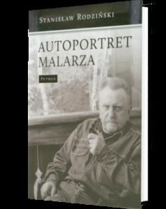 Okładka ksiażki Autoportret malarza