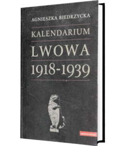 Okładka książki Kalendarium Lwowa