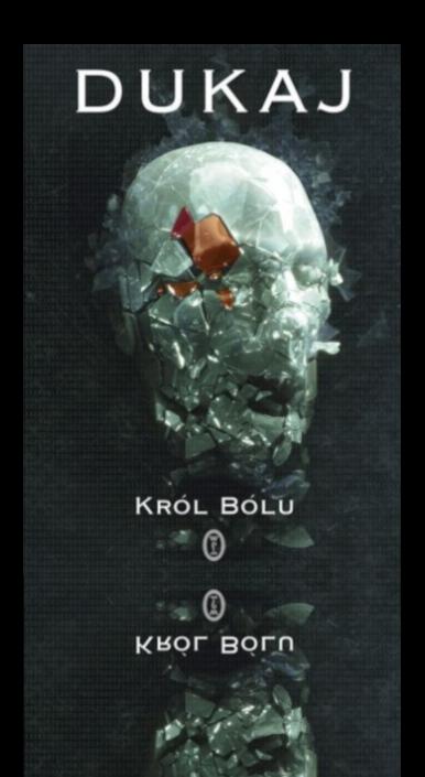 Okładka książki Król Bólu