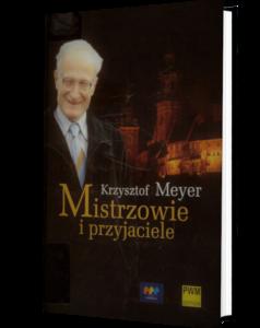 Okładka książki Mistrzowie i przyjaciele