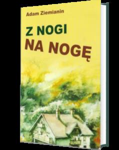 Okładka książki Z nogi na nogę