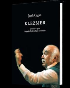 Okładka książki Klezmer