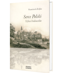 Okładka książki Serce Polski