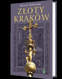 Okładka książki Złoty Kraków