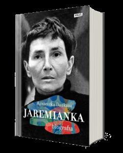 Okładka książki Jaremianka. Biografia