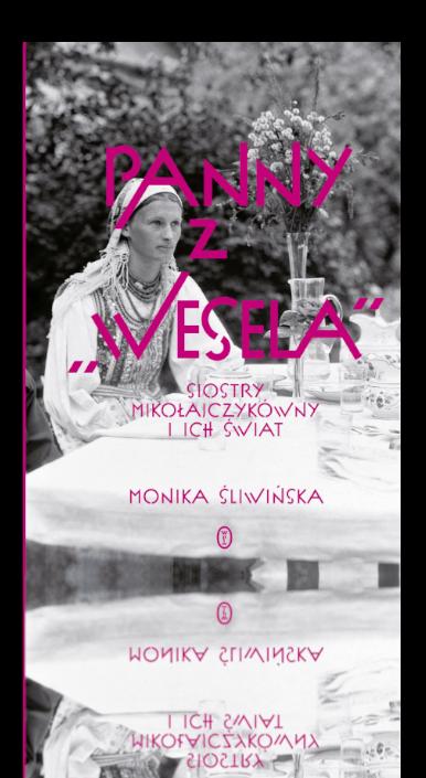 "Okładka książki ""Panny z Wesela"""